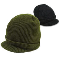 Broner Men's Wool Radar Cap