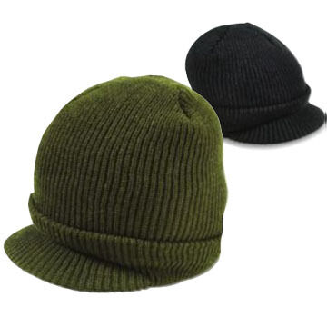 Broner Mens Wool Radar Cap