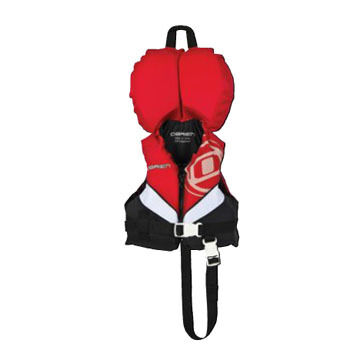 OBrien Red Infant Nylon PFD