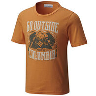 Columbia Boys' Gone Camping Short-Sleeve Shirt