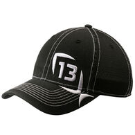13 Fishing Men's FlexFit Cap