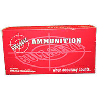Bullseye 38 Special 158 Grain RNFP Handgun Ammo (50)