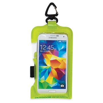 Outdoor Research iPhone 6 Plus, Samsung Note 3 & 4 Sensor Dry Pocket Premium Waterproof Case