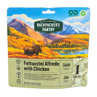 Backpacker's Pantry Fettuccini Alfredo w/ Chicken - 1 Serving