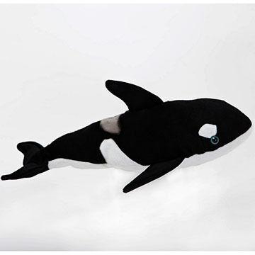 "Cabin Critters 17"" Plush Killer Whale"