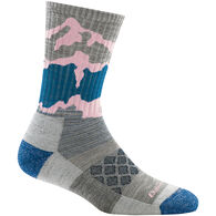Darn Tough Vermont Women's Three Peaks Light Cushion Micro Crew Sock