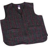 Johnson Woolen Mills Men's Unlined Wool Vest