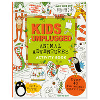 Kids Unplugged: Animal Adventures by Peter Pauper Press