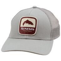 Simms Men's Trout Patch Trucker Hat