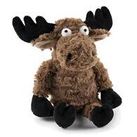 """Hatley Little Blue House 11"""" Moose Plush Animal"""