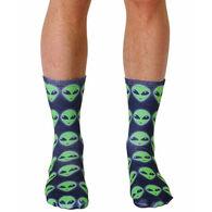 Living Royal Men's Alien Crew Sock