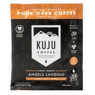 Kuju Light Roast Angels Landing Pocket PourOver Coffee