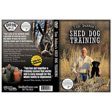 Dokken's Shed Dog Training DVD