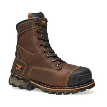 Timberland PRO Men's Boondock Waterproof Steel Toe Work Boot, 600g