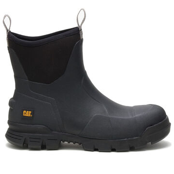 CAT Footwear Mens Stormers 6 Steel Toe Rubber Boot