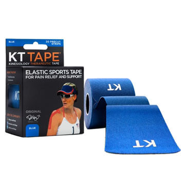 KT Tape Original Pre-Cut Kinesiology Tape