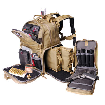 G-Outdoors Tactical Range Backpack