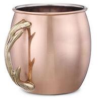 Big Sky Carvers Antler Copper Mule Mug