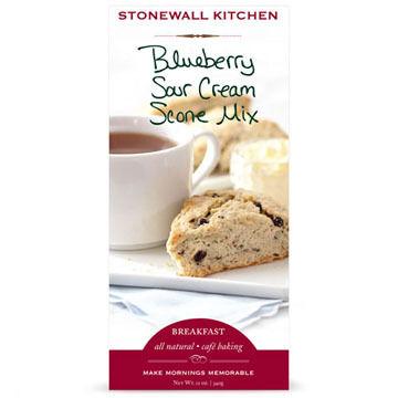 Stonewall Kitchen Blueberry Sour Cream Scone Mix, 12 oz.
