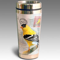 American Expedition Goldfinch Vintage Steel Travel Mug