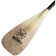 Werner Carve M: Hooked Adjustable SUP Paddle - Discontinued Model