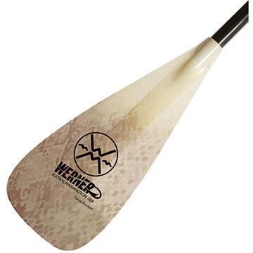 Werner Carve M: Hooked Adjustable SUP Paddle - Discontinued Model