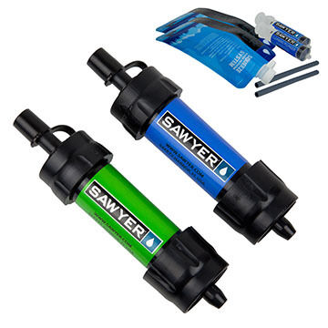 Sawyer Twin Pack Mini Water Filteration System
