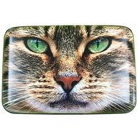 Fig Design Women's Green Eyed Cat RFID Wallet