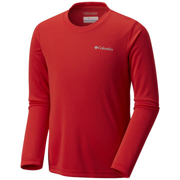 Columbia Boys' PFG Terminal Tackle Long-Sleeve Shirt