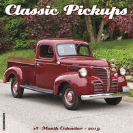 Willow Creek Press Classic Pickups 2019 Wall Calendar