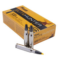SIG Sauer Elite Hunter Tipped 308 Winchester 165 Grain Yellow Tip / Boat Tail Rifle Ammo (20)