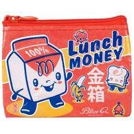 Blue Q Women's Lunch Money Coin Purse