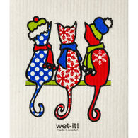 Wet-it! Swedish Cloth - Cold Cats