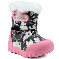 Bogs Infant/Toddler Girls' Baby B-Moc Bears Insulated Winter Boot