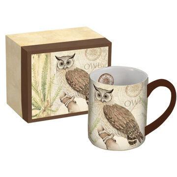 Lang Owl Mug