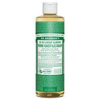 Dr. Bronner's Almond Pure-Castile Liquid Soap - 16 oz.