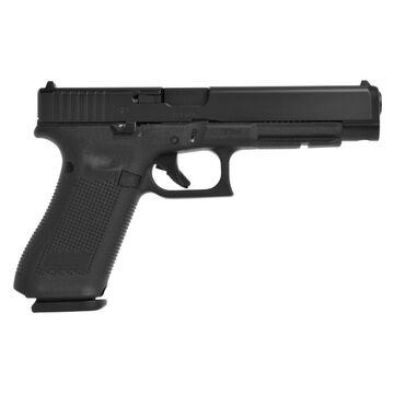 Glock 34 Gen5 MOS 9mm 5.3 10-Round Pistol