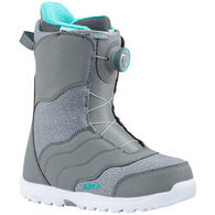 Burton Women's Mint Boa Snowboard Boot - 17/18 Model
