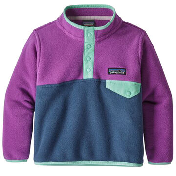 Patagonia Infant/Toddler Boys & Girls Lightweight Synchilla Snap-T Pullover Jacket