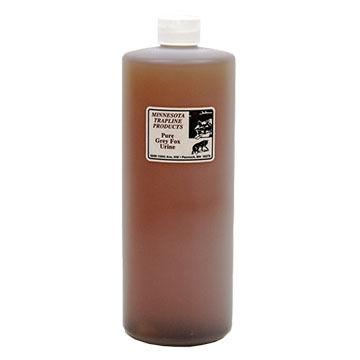 Minnesota Trapline Minnesota Brand Grey Fox Urine - 1 Quart