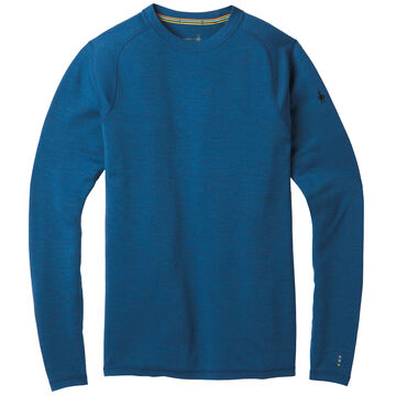 SmartWool Mens NTS Midweight Crew-Neck Thermal Baselayer Top