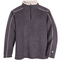 Kuhl Men's Europa 1/4-Zip Fleece Top