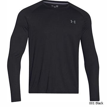Under Armour Mens Tech Long-Sleeve T-Shirt