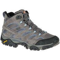Merrell Women's Moab 2 Waterproof Mid Hiking Boot