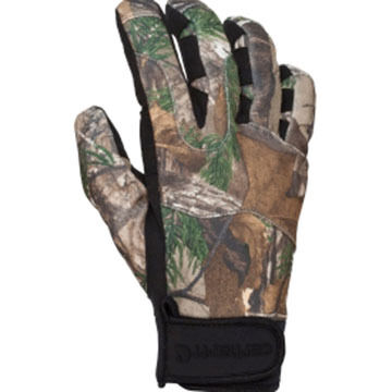 Carhartt Men's Grip Camo Glove