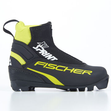 Fischer Childrens XJ Sprint XC Ski Boot - 18/19 Model