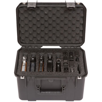 SKB iSeries 1610-10 Five Handgun Case