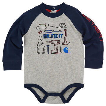 Carhartt Infant/Toddler Boys Mr. Fix It Bodyshirt