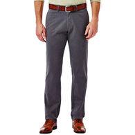 Haggar Men's Life Khaki Sustainable Chino Pant