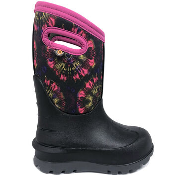Bogs Girls Neo-Classic Tie Dye Insulated Boot